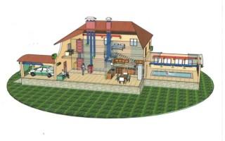 Приточно-вытяжная вентиляция для частного дома: как сделать самостоятельно