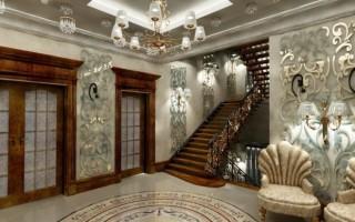 Что особенного в дизайне загородного дома в классическом стиле и как его разнообразить?