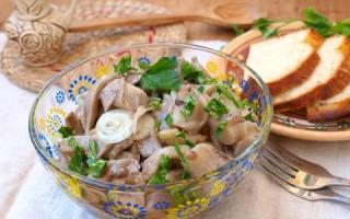 Маринуем вешенки: лучшие домашние рецепты быстрого приготовления