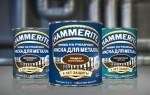 Что нужно знать о краске Hammerite