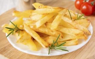 Сколько времени нужно жарить картошку на сковороде