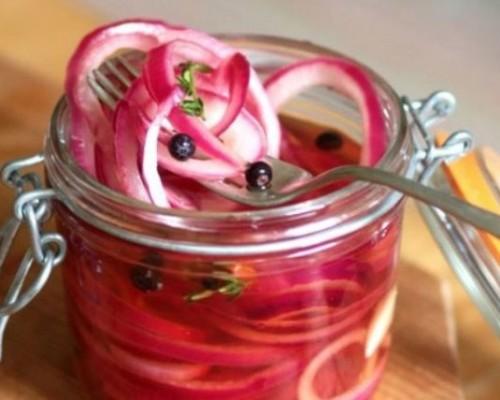 Как замариновать быстро лук для шашлыка: вкусные рецепты с уксусом