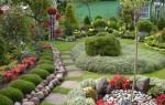 Декорируем загородный участок