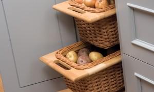 Домашние закрома: как хранить лук в квартире