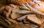 Как приготовить ржаной бездрожжевой хлеб в духовке