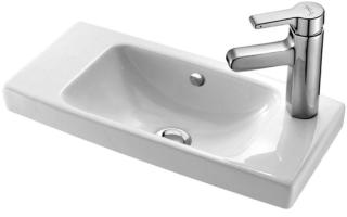 Как выбрать мини-раковину для туалетной комнаты
