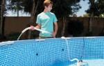 Чем лучше обрабатывать бассейн перед заливанием воды