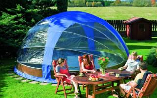 Защищаем надувной бассейн от насекомых: как эффективно закрыть водоем