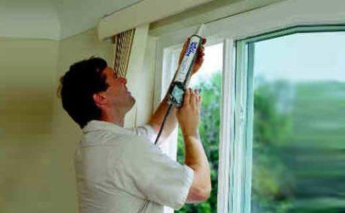 Как заменить уплотнитель на окнах своими руками Окно у дома 12