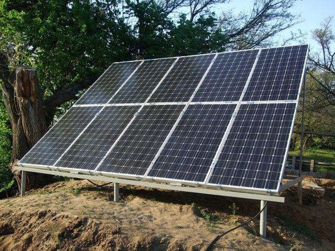 Автономное электроснабжение дома своими руками фото 313